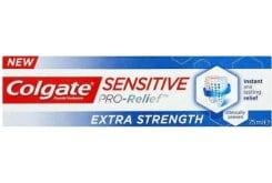Colgate Sensitive Pro-Relief Extra Δυνατή Οδοντόκρεμα για Ευαίσθητα Δόντια, 75ml