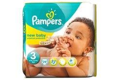 """Εικόνα του """"Pampers New Baby Midi No. 3 (5-9 Kg) ΕΚΠΤΩΤΙΚΟΣ ΚΩΔΙΚΟΣ Απαλή πάνα, 29 τεμάχια"""""""