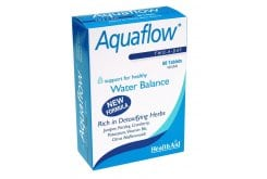 Health Aid AQUAFLOW maintain water balance, 60 tablets