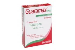 Health Aid GUARAMAX 1000, 30caps