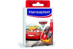 Hansaplast Cars Αυτοκόλλητα Επιθέματα, 20 strips