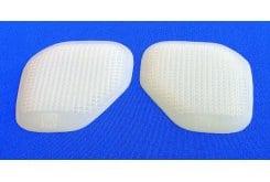 ADCO Πέλμα Σιλικόνης Μεταταρσίου για ψηλοτάκουνα (08220) Κατάλληλα για προβλήματα μεταταρσίου σε ψηλοτάκουνα παπούτσια, 1 ζευγάρι