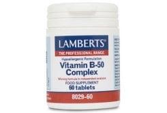 LAMBERTS B50 COMPLEX, 60 tabs