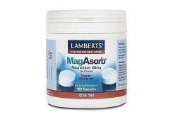 """Εικόνα του """"Lamberts Mag Asorb. 180 ταμπλέτες """""""