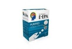 E EPA, πλούσια πηγή του ωμέγα-3 λιπαρού οξέος EPA, 60 κάψουλες