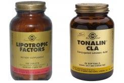 Πακέτο Προσφοράς Solgar Tonalin CLA για αδυνάτισμα,60caps + Solgar Lipotropic Factors Προστατεύει & συμβάλλει στην απομάκρυνση του συσσωρευμένου λίπους ,100tabs