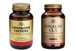 Πακέτο Προσφοράς Solgar Tonalin CLA για αδυνάτισμα,60caps + Solgar Lipotropic Factors Προστατεύει & συμβάλλει στην απομάκρυνση του συσσωρευμένου λίπους ,50tabs