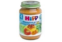 """Εικόνα του """"Hipp Βρεφικό Γεύμα Βιολογικής Καλλιέργειας, Μακαρόνια με Κιμά, 190 gr """""""
