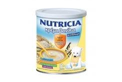 Nutricia Κρέμα Βανίλια με ρυζάλευρο, Βρεφική Κρέμα από τον 5ο μήνα, για ένα υγιές ανοσοποιητικό σύστημα, 300gr