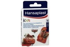 """Εικόνα του """"Hansaplast Cars Παιδικά Αυτοκόλλητα 16 strips"""""""