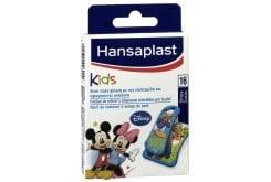 """Εικόνα του """"Hansaplast Mickey&Friends Strips 16τεμ """""""