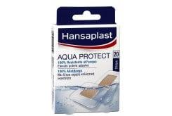 """Εικόνα του """"Hansaplast Aqua Protect, Επιθέματα 100% αδιάβροχα & διάφανα με έξτρα ισχυρή κολλητική ικανότητα, 20 τμχ"""""""