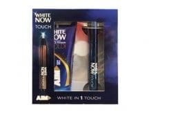 Aim White Now ΠΑΚΕΤΟ ΠΡΟΣΦΟΡΑΣ με White Now Touch Στυλό Λεύκανσης, 1.95ml & ΜΑΖΙ White Now Gold Οδοντόκρεμα για Άμεσα Λευκότερα Δόντια, 50ml