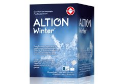 Altion Winter Συμπλήρωμα Διατροφής με Προβιοτικά & Βιταμίνη C, 20sachets