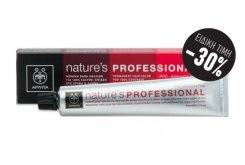 """Εικόνα του """"Apivita Nature's Professional  PROMO -30% Μόνιμη βαφή μαλλιών για 100% κάλυψη, Απόχρωση 5,4 - Καστανό Ανοιχτό Χάλκινο, 50ml"""""""