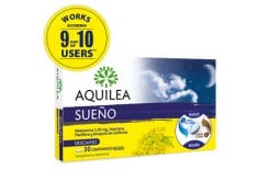 Aquilea Sueno Sleeping well is natural, 30 tablets