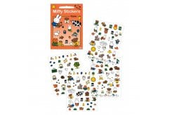 "Barbo Toys Miffy Stickers ""Farm"", 160 pcs"