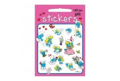 Barbo Toys Smurfette Stickers, 180 pcs