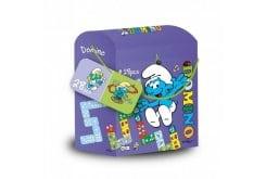 Barbo Toys Domino Στρούμφ Για 3 Ετών+, 28 κομμάτια