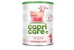 Capricare 1 Βρεφικό Γάλα με βάση το πλήρες κατσικίσιο γάλα, από τον 0-6 μήνα, 400gr