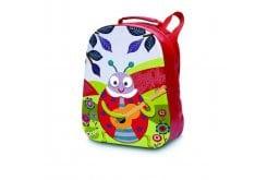 Oops Happy 3D Soft Backpack Ladybag, 1τμχ