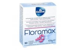 Cosval Floramax Probiotic Dietary Supplement for Restoration of Intestinal Flora, 30 caps