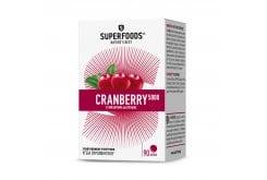 SuperFoods Cranberry 5000, 90 veg. caps