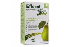 Epsilon Health Effecol Fiber Διαλυτές Φυτικές Ίνες & Σιμεθικόνη, 14 φακελίσκοι των 30ml