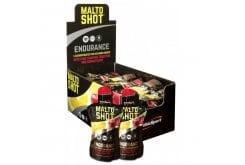 Ethicsport Maltoshot Endurance Συμπλήρωμα Αθλητικής Διατροφής με 5 Υδατάνθρακες, γεύση κεράσι - λεμόνι, 50 x 50ml