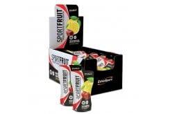 Ethicsport Sport Fruit Gel Ενεργειακό Τζέλ με βάση τα φρούτα, γεύση κεράσι - λεμόνι, 55 x 42gr