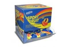 Ethicsport Sport Fruit Gel Ενεργειακό Τζέλ με βάση τα φρούτα, γεύση ροδάκινο - πορτοκάλι, 60 x 42gr