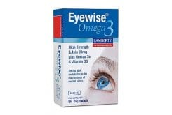Lamberts Eyewise Omega 3 Φόρμουλα για την Καλή Υγεία των Ματιών με ιχθυέλαιο, λουτεΐνη & ζεαξανθίνη, 60 caps