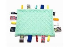 La Millou Fun Pad Mint Παιχνιδάκι Αφής & Όρασης, 1 τεμάχιο