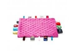 La Millou Fun Pad Raspberry Παιχνιδάκι Αφής & Όρασης, 1 τεμάχιο