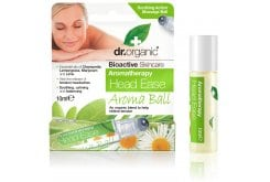 Dr. Organic Head Ease Aroma Ball, 10ml