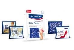 Hansaplast SOS LIMITED EDITION Επιθέματα για Φουσκάλες, Μεγάλα, 5 τεμάχια