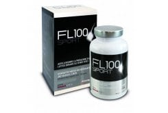 Ethicsport FL100 Sport 500mg Συμπλήρωμα Αθλητικής Διατροφής που προλαμβάνει τη γαλακτική οξέωση, 180 caps