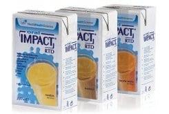 Cana Oral Impact RTD Υπερθερμιδικό & Υπερπρωτεϊνικό Συμπλήρωμα Ανοσοδιατροφής σε υγρή μορφή, με γεύση καφέ, 237ml