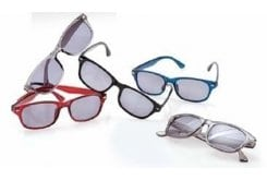 Innofit MD 519 Γυαλιά Ηλίου & Ανάγνωσης, 1 τεμάχιο - Μαύρο - 1.00