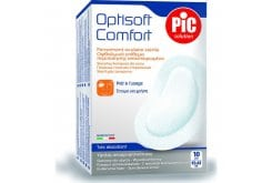 PIC Solution Optisoft Comfort, 95x65mm, 10 pcs