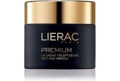 """Εικόνα του """"Lierac Premium La Creme Voluptueuse Κρέμα Προσώπου Απόλυτης Αντιγήρανσης & Άνεσης, 50ml"""""""
