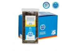 Natural Products Χειροποίητη Μαύρη Σοκολάτα με Προβιοτικά, Χωρίς Προσθήκη Ζάχαρης, 90gr
