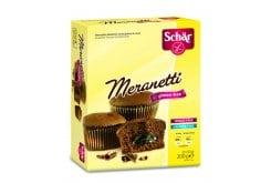 """Εικόνα του """"Schar Meranetti Ατομικά Κέικ Σοκολάτας χωρίς Γλουτένη, 200gr"""""""