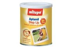 Milupa Aptamil Step Up 1+ Γάλα σε σκόνη για μετά τον 1ο χρόνο, 800gr