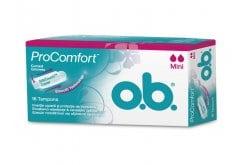 OB ProComfort Mini Ταμπόν Μικρής Ροής, 16 τεμάχια