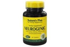 Nature's Plus Neurogenic Συμπλήρωμα για την καλή λειτουργία των νεύρων & του εγκεφάλου, 60tabs
