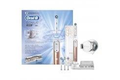 OralB Genius 9000 Cross Action Επαναφορτιζόμενη Ηλεκτρική Οδοντόβουρτσα, 1 τεμάχιο