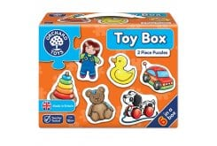 Orchard Toys Toy Box Jigsaw Puzzle Παζλ για 18 μηνών+, 1 τμχ