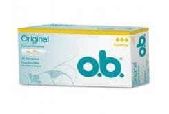OB Original Normal Ταμπόν Μεσαίας Ροής, 16 τεμάχια