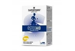 Superfoods Osteoaid Συμπλήρωμα Διατροφής για την υγεία των Αρθρώσεων, 30caps